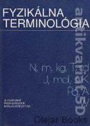 Fyzikálna terminológia