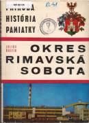 Okres Rimavská Sobota / vf /