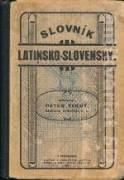 SLOVNÍK LATINSKO - SLOVENSKÝ
