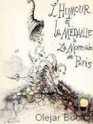L'Humour et la Médaille a la Monnaie de Paris