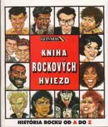 Guinnessova kniha rockových hviezd / vf /
