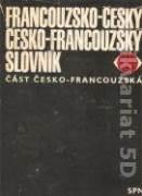 Francouzsko - Český, Česko - Francouzský slovník I - II