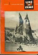 Lidé a země ročník XII 1963