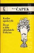 Kniha apokryfů / Život a dílo spisovatele Foltýna