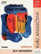 English One To One (Kurz angličtiny - Učebica pre samoukov diel 1 - 5)
