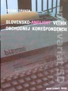 Slovensko - anglický vetník obchodnej korešpondencie