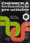 Chemická technológia pre učiteľov