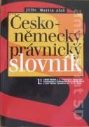 Česko - nemecký právnický slovník