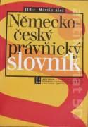 Německo - český právnický slovník