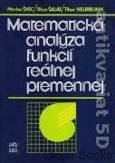 Matematická analýza funkcií reálnej premennej