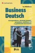 Business Deutsch (Korespondence, obchodní jednání, prezentace, telefonování a společenská konverzace)