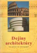 Dejiny architektúry / vfbr /