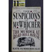 The Suspicions of Mr. Whicher or the Murder at the Road Hill House
