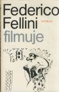 Frederico Fellini filmuje