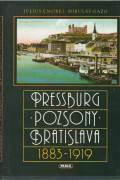 Pressburg Pozsony Bratislava 1883 - 1919 / vf /
