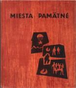 Miesta pamätné / 1918 - 1944 / vf