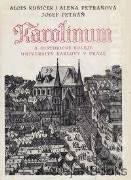 Karolínum a historické koleje University Karlovy v Praze