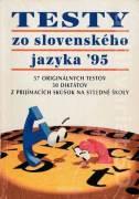 Testy zo slovenského jazyka ´95