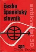 Česko - španělský slovník