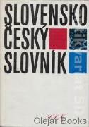 Slovensko - český slovník