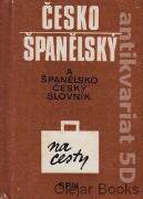 Česko - španělský a španělsko - český slovník