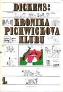 Kronika Pickwickova klubu 1, 2 / vf /