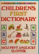 Môj prvý Anglický slovník