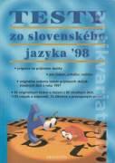 Testy zo slovenského jazyka ´98