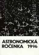 Astronomická ročenka 1996 (ročník XVI. )