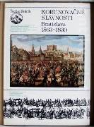 Korunovačné slávnosti Bratislava 1563 - 1830